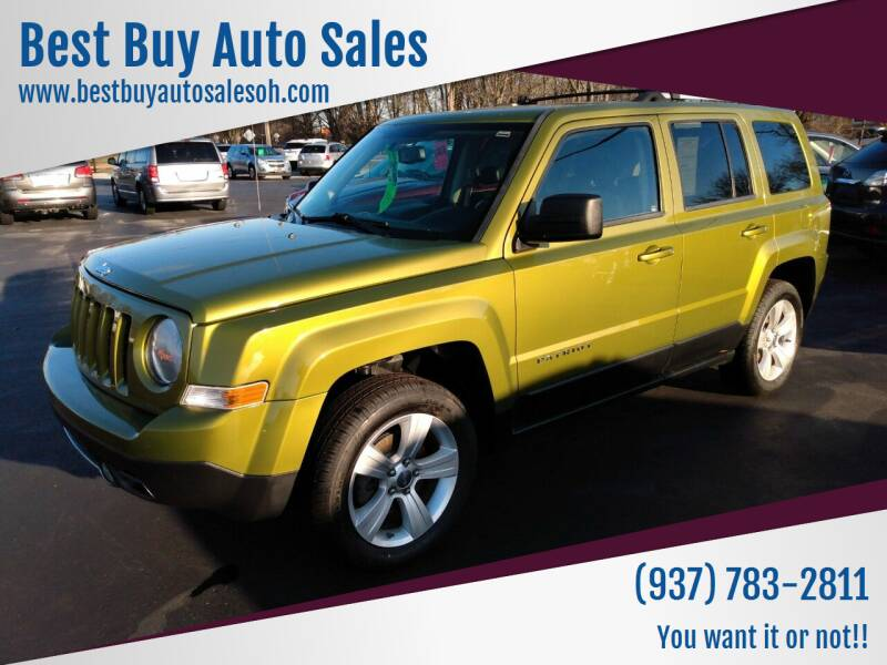 2012 Jeep Patriot for sale at Best Buy Auto Sales in Midland OH
