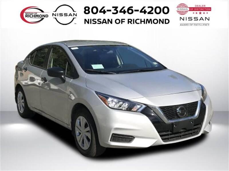 2021 Nissan Versa for sale in Richmond, VA