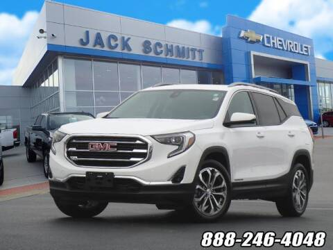 2020 GMC Terrain for sale at Jack Schmitt Chevrolet Wood River in Wood River IL