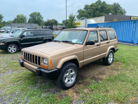 1999 Jeep Cherokee for sale at US5 Auto Sales in Shippensburg PA