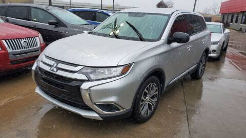 2018 Mitsubishi Outlander for sale at George's Used Cars - Pennsylvania & Allen in Brownstown MI