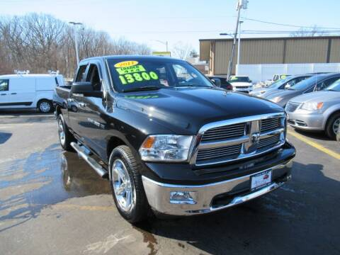 2011 RAM Ram Pickup 1500 for sale at Auto Land Inc in Crest Hill IL