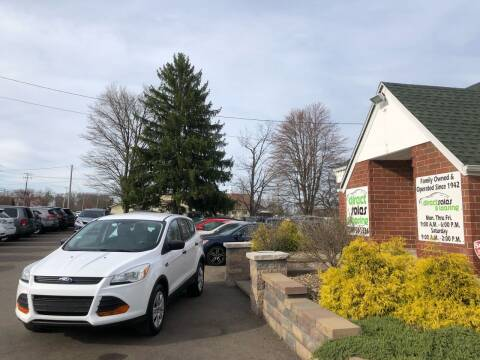 2013 Ford Escape for sale at Direct Sales & Leasing in Youngstown OH