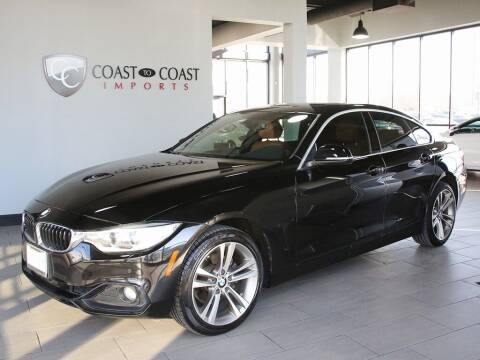2017 BMW 4 Series for sale at Coast to Coast Imports in Fishers IN