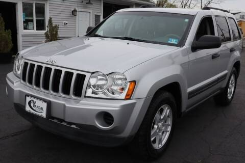 2006 Jeep Grand Cherokee for sale at Randal Auto Sales in Eastampton NJ