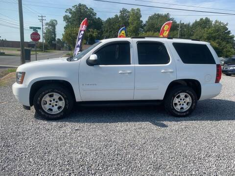 2007 Chevrolet Tahoe for sale at MOUNTAIN CITY MOTORS INC in Dalton GA