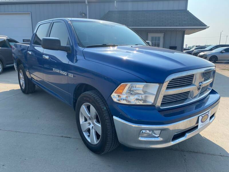2011 RAM Ram Pickup 1500 for sale at BERG AUTO MALL & TRUCKING INC in Beresford SD