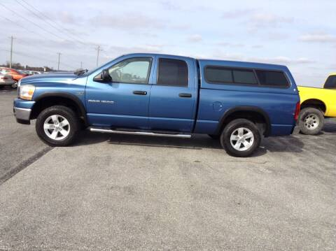 2006 Dodge Ram Pickup 1500 for sale at Kevin's Motor Sales in Montpelier OH