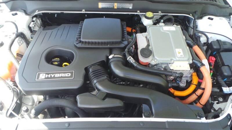 2019 Ford Fusion Hybrid SE 4dr Sedan - Fort Myers FL