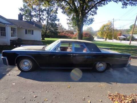 1962 Lincoln Continental for sale at Classic Car Deals in Cadillac MI