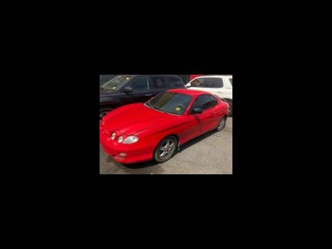 2001 Hyundai Tiburon for sale at Persing Inc in Allentown PA