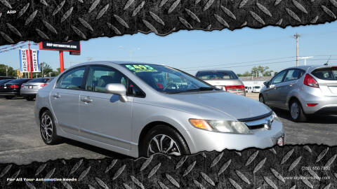 2007 Honda Civic for sale at ARP in Waukesha WI