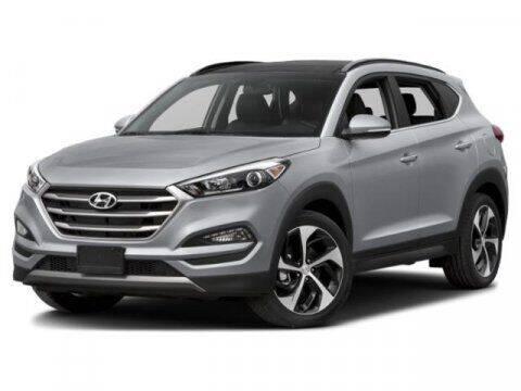 2018 Hyundai Tucson for sale at Wayne Hyundai in Wayne NJ