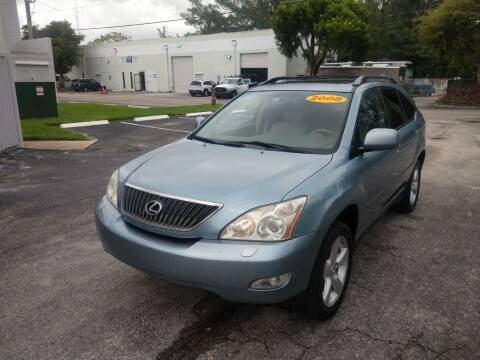 2007 Lexus RX 350 for sale at Best Price Car Dealer in Hallandale Beach FL