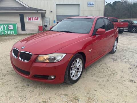 2010 BMW 3 Series for sale at Hwy 80 Auto Sales in Savannah GA