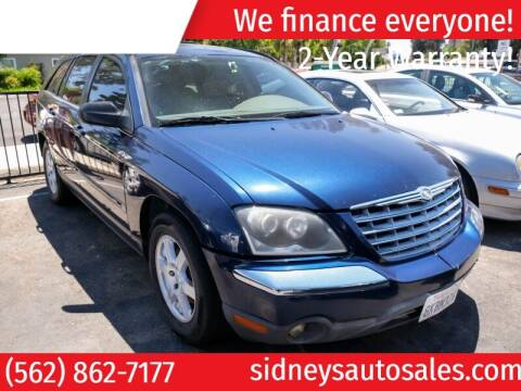 2008 Chrysler Pacifica for sale at Sidney Auto Sales in Downey CA