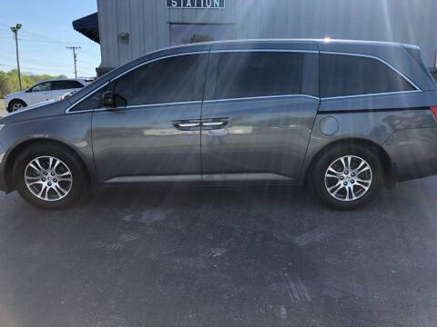 2011 Honda Odyssey for sale at Ron's Auto Sales (DBA Paul's Trading Station) in Mount Juliet TN