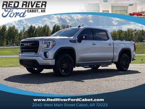 2021 GMC Sierra 1500 for sale at RED RIVER DODGE - Red River of Cabot in Cabot, AR