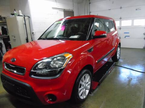 2012 Kia Soul for sale at C&C AUTO SALES INC in Charles City IA