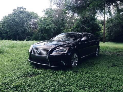 2014 Lexus LS 460 for sale at 57 Auto Sales in San Antonio TX
