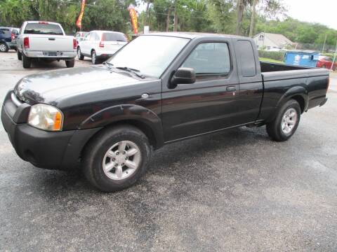 2004 Nissan Frontier for sale at Auto Liquidators of Tampa in Tampa FL