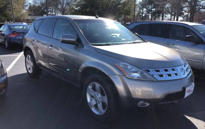 2004 Nissan Murano for sale at Mike's Auto Sales INC in Chesapeake VA