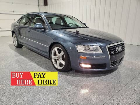 2010 Audi A8 L for sale at Hatcher's Auto Sales, LLC - Buy Here Pay Here in Campbellsville KY
