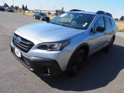 2022 Subaru Outback for sale at Karmart in Burlington WA