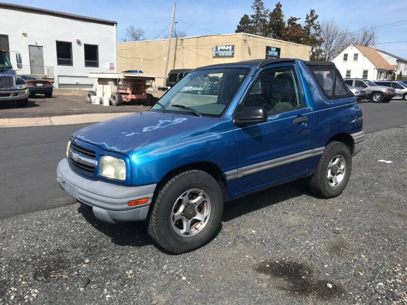 2001 Chevrolet Tracker for sale at P&H Motors in Hatboro PA
