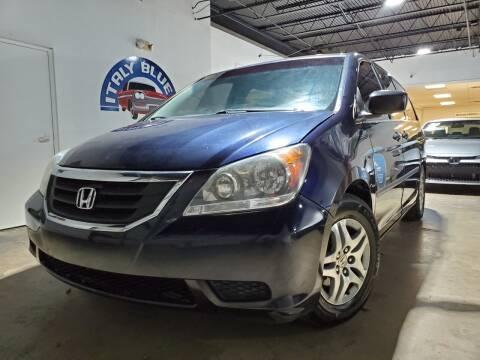2008 Honda Odyssey for sale at Italy Blue Auto Sales llc in Miami FL