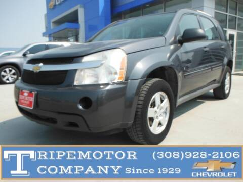 2009 Chevrolet Equinox for sale at Tripe Motor Company in Alma NE
