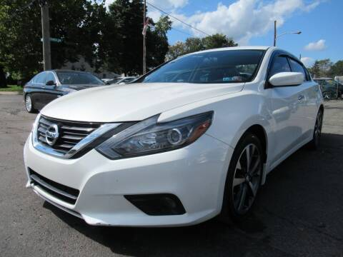 2017 Nissan Altima for sale at PRESTIGE IMPORT AUTO SALES in Morrisville PA