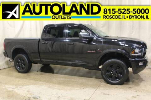 2016 RAM Ram Pickup 2500 for sale at AutoLand Outlets Inc in Roscoe IL