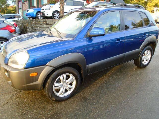 2006 Hyundai Tucson for sale at Carsmart in Seattle WA