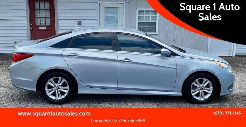 2014 Hyundai Sonata for sale at Square 1 Auto Sales - Commerce in Commerce GA