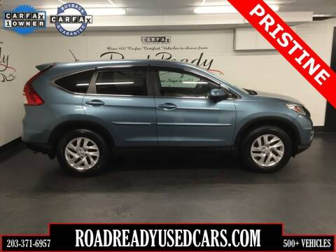 2016 Honda CR-V for sale at Road Ready Used Cars in Ansonia CT