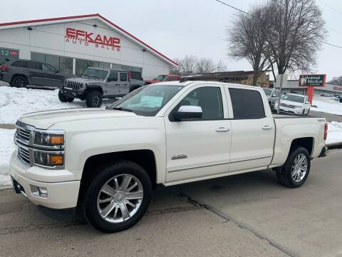 2014 Chevrolet Silverado 1500 for sale at Efkamp Auto Sales LLC in Des Moines IA