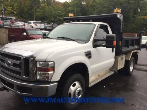 2008 Ford F-350 Super Duty for sale at J & M Automotive in Naugatuck CT