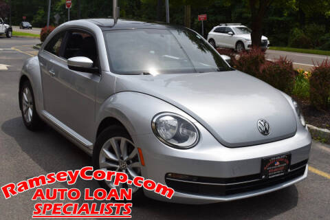 2014 Volkswagen Beetle for sale at Ramsey Corp. in West Milford NJ