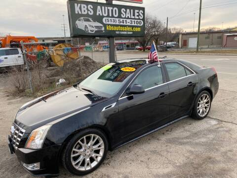 2013 Cadillac CTS for sale at KBS Auto Sales in Cincinnati OH