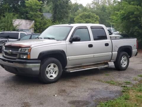 2005 Chevrolet Silverado 1500 for sale at Superior Auto Sales in Miamisburg OH