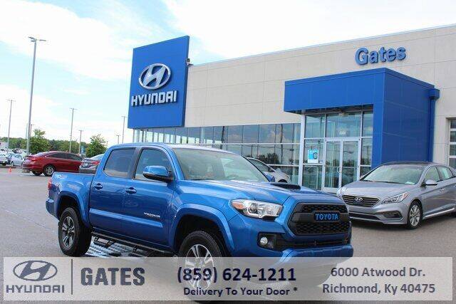 2017 Toyota Tacoma for sale in Richmond, KY