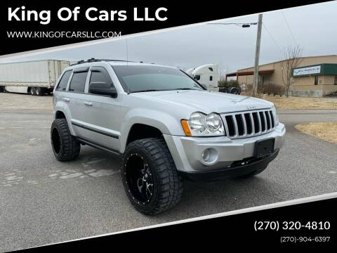2007 Jeep Grand Cherokee for sale at King of Cars LLC in Bowling Green KY