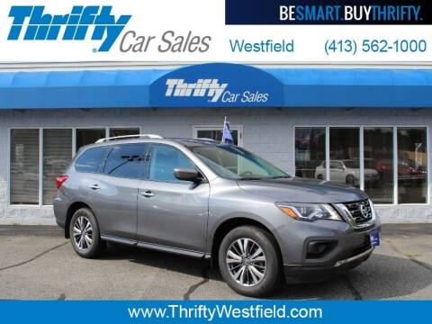 2018 Nissan Pathfinder for sale at Thrifty Car Sales Westfield in Westfield MA