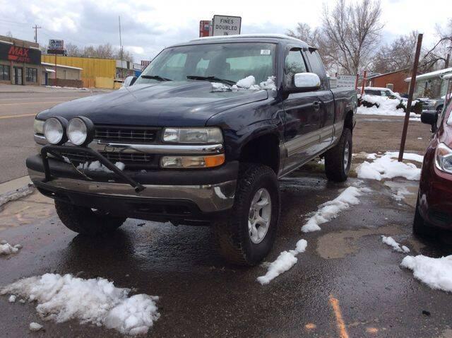 2002 Chevrolet Silverado 1500 for sale at Auto Brokers in Sheridan CO