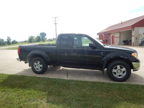 2006 Nissan Frontier for sale at All Terrain Sales in Eugene MO