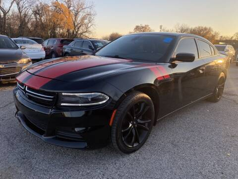 2018 Dodge Charger for sale at Pary's Auto Sales in Garland TX