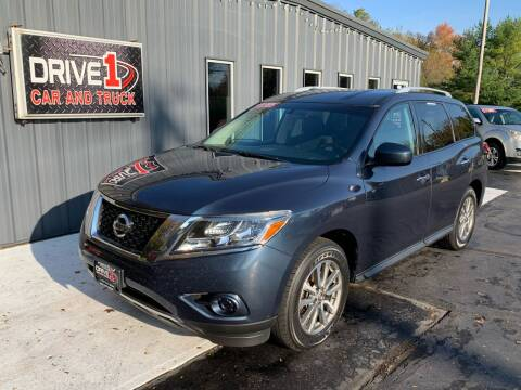 2014 Nissan Pathfinder for sale at Drive 1 Car & Truck in Springfield OH