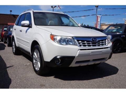 2013 Subaru Forester for sale at Sunrise Used Cars INC in Lindenhurst NY