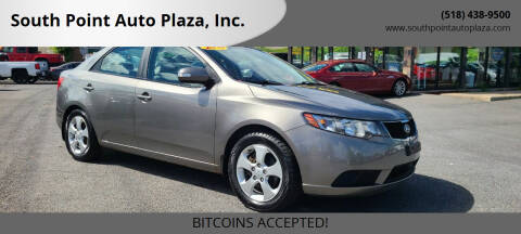 2010 Kia Forte for sale at South Point Auto Plaza, Inc. in Albany NY